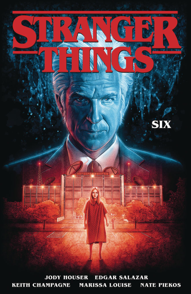 Stranger Things: Six from Dark Horse Comics