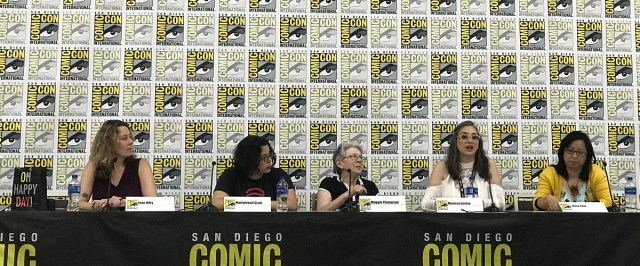 SDCC '19: Past, present, future of labor rights in comics…or lack thereof