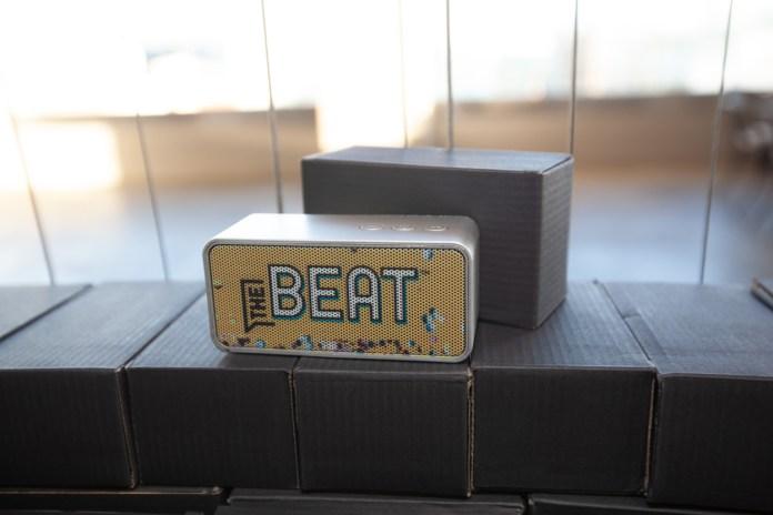 beat 15 speaker