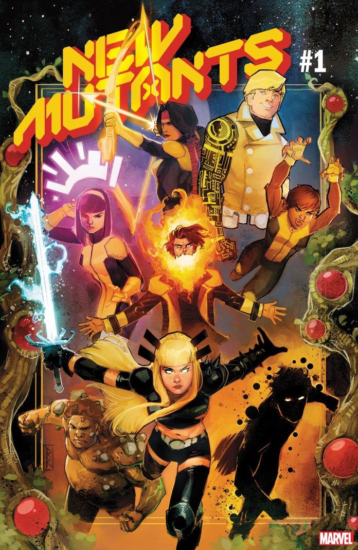 New Mutants #1