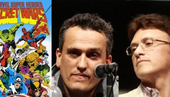 Will the Russo Brothers direct SECRET WARS?