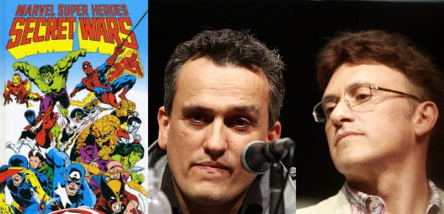 SDCC '19: Will the Russos Direct a SECRET WARS movie?