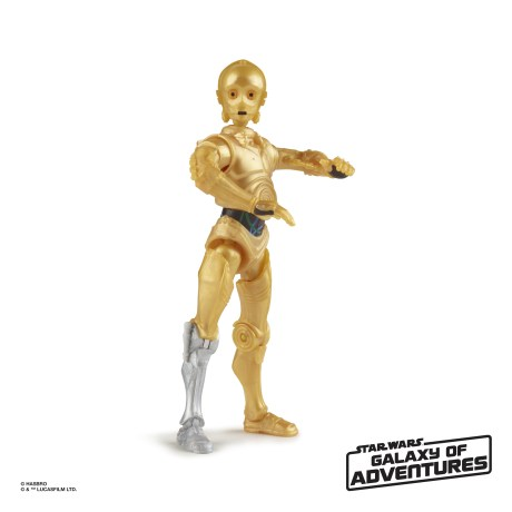 Star Wars Galaxy of Adventures - C-3PO