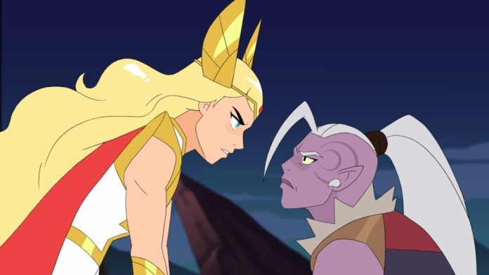 She-Ra Cast Featured Image
