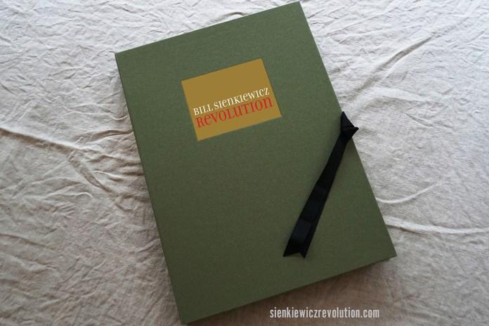 Bill Sienkiewicz: Revolution, Vol. I Limited Edition