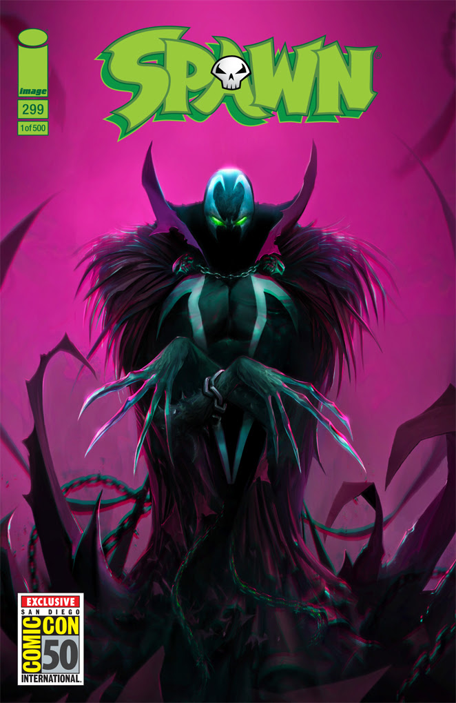 Sdcc 19 Spawn Exclusives Signings And More At The