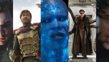 Spider-Man Movie Villains: the ultimate ranking