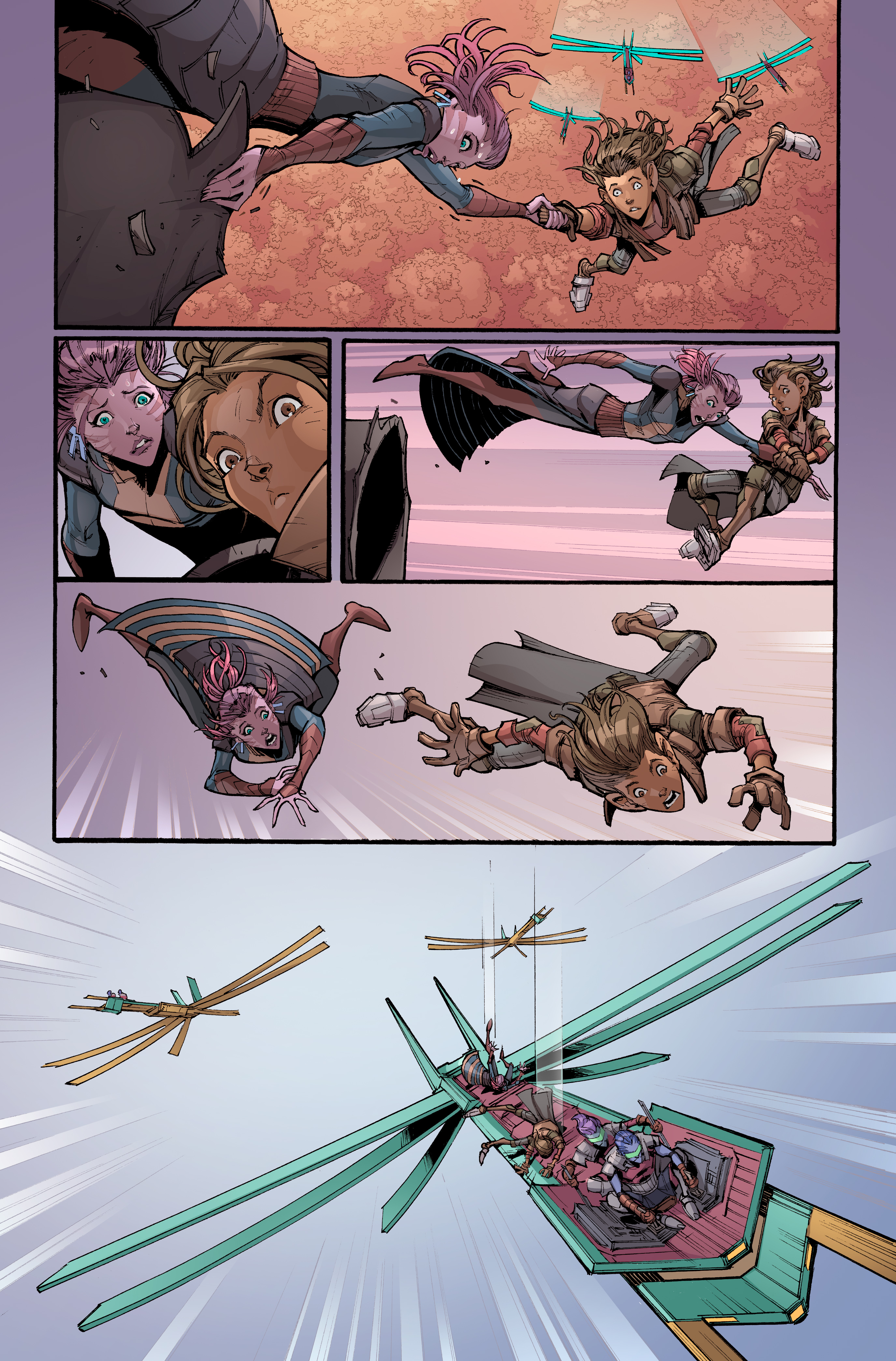 Stone Star #5 preview