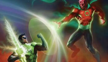 Green Lantern #9 Preview