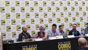 Business of Comics panel