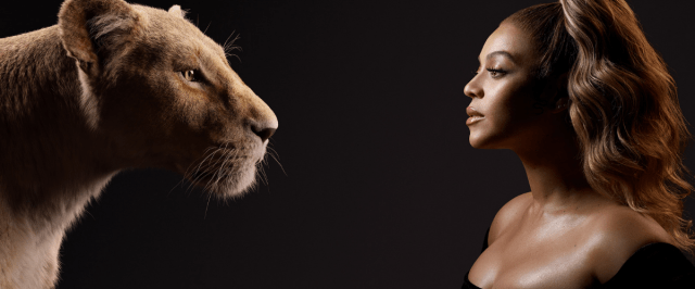 The LION KING cast meets the characters in a new photoshoot