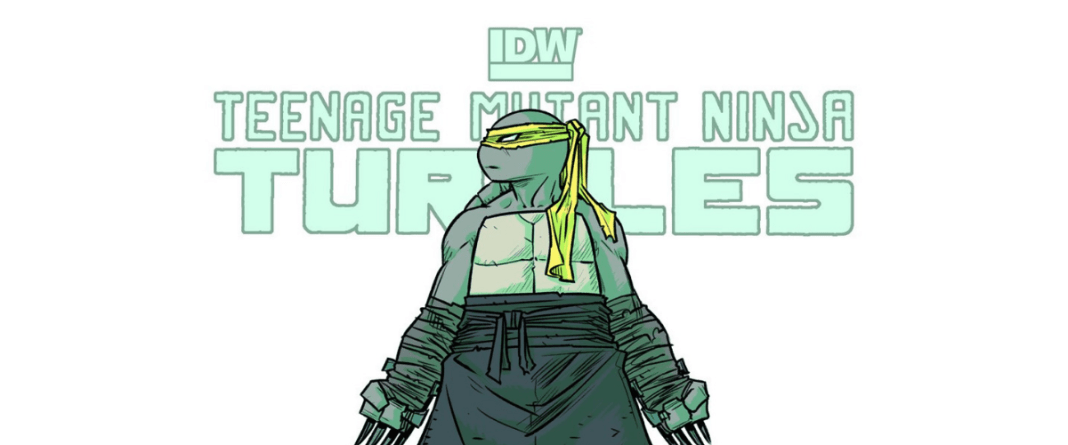 Sophie Campbell TMNT