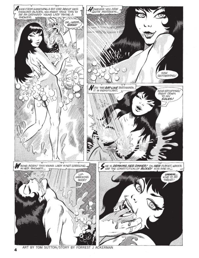 Vampirella #1 1969