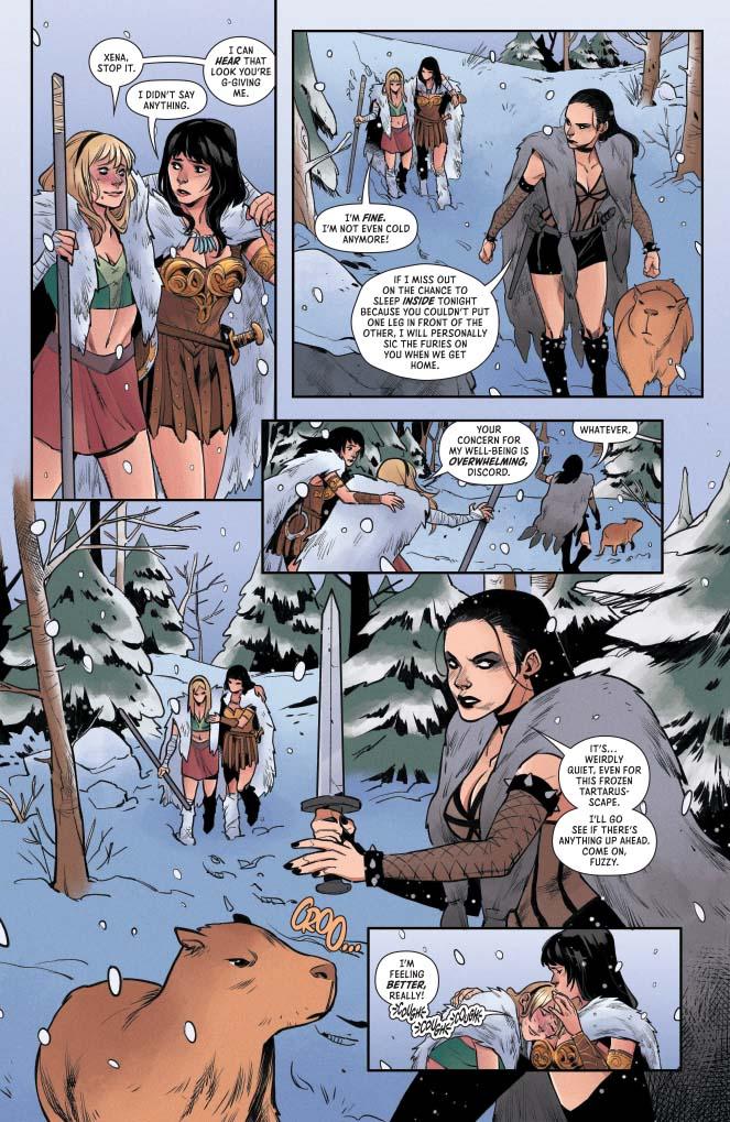 Xena: Warrior Princess #4
