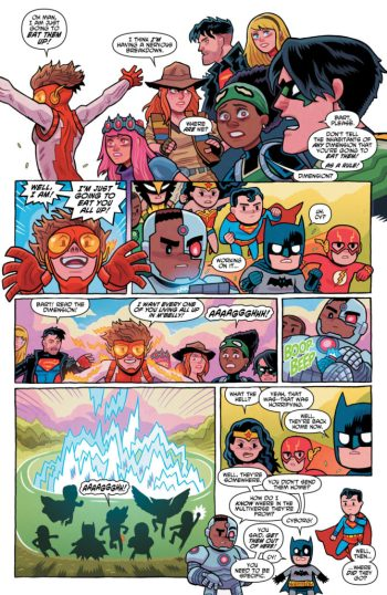 Young Justice #7 page 3