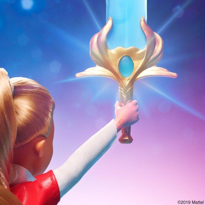 She-Ra x Mattel Adora doll