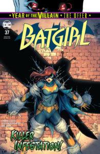 Batgirl #37