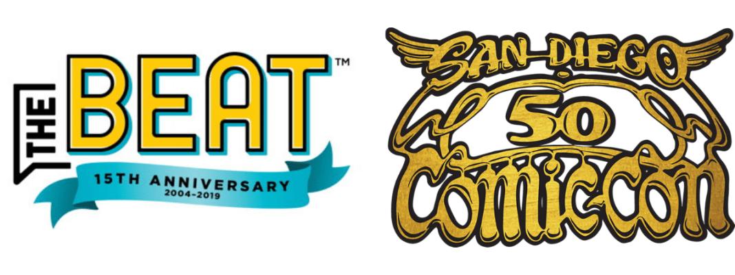 Sunday's Comic-Con news