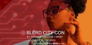 Blerd City Con 2019