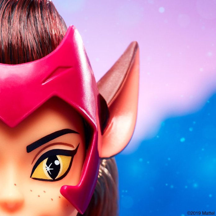 She-Ra x Mattel Catra doll