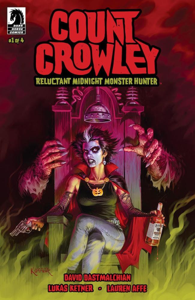 Count Crowley Count Crowley comic
