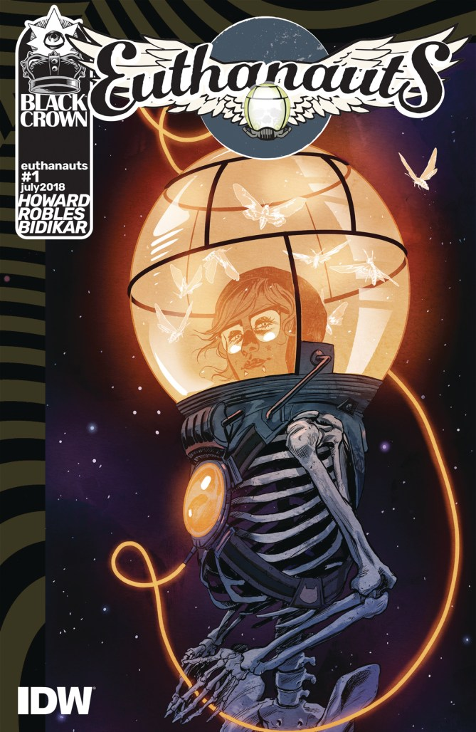 nick robles artist euthanauts cover