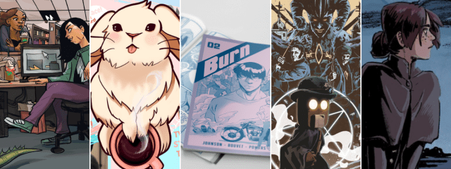 Crowdfunding Comics Round-Up: BUN & TEA, Worst Job Ever, and 3 more projects we love