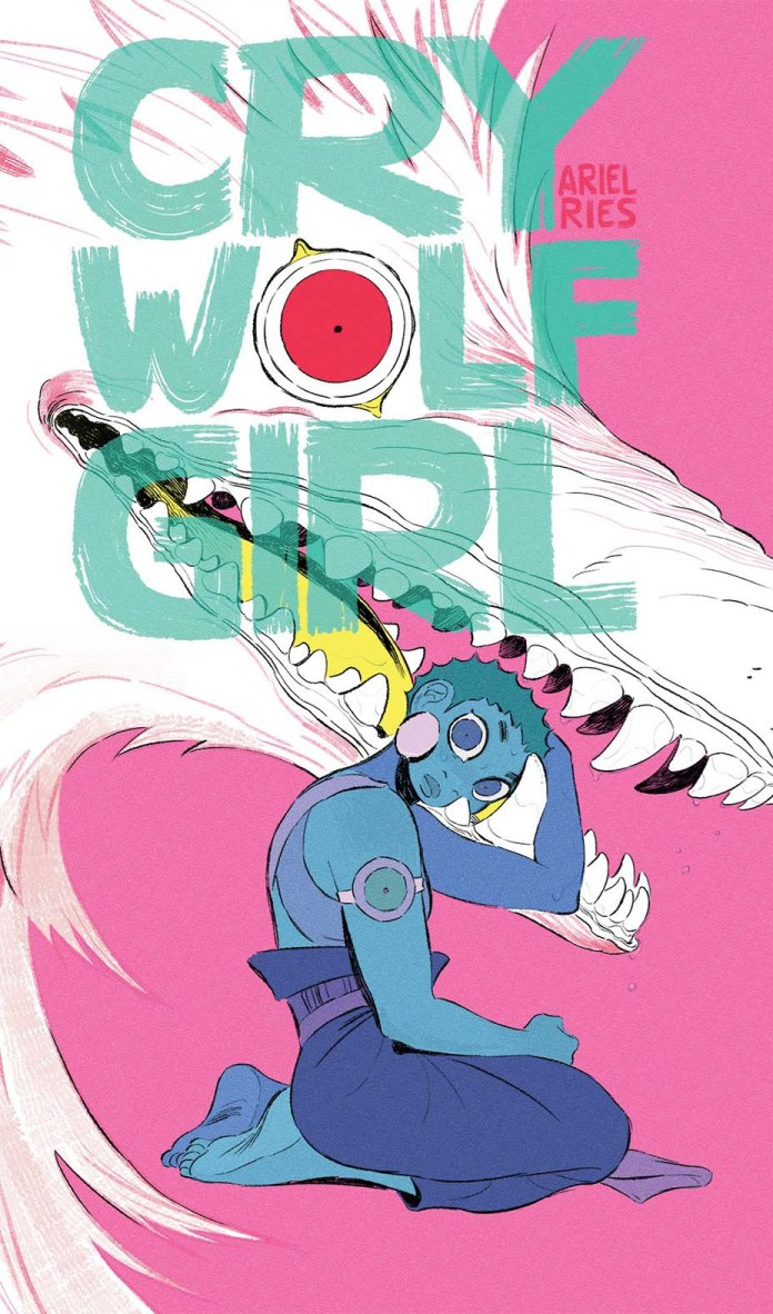 Cry Wolf Girl Shortbox #11