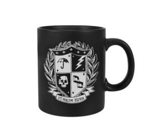 Umbrella Academy merch - crest mug