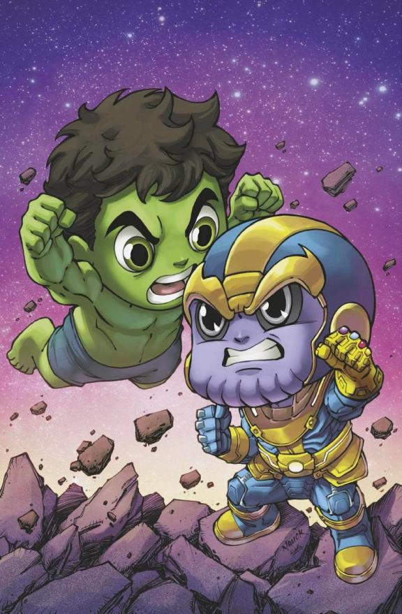 SDCC '19: Variant covers, t-shirts, and pins highlight Marvel's SDCC exclusives 6