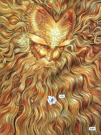 The Incal God