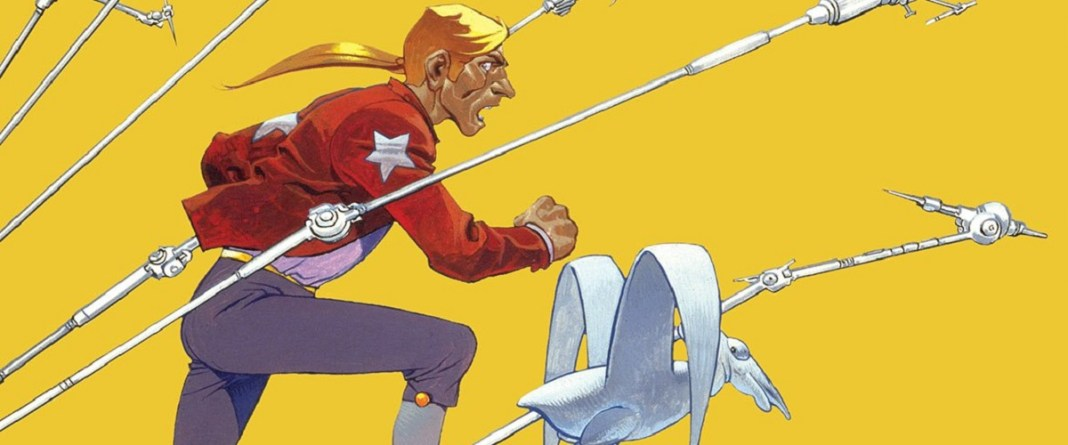 The Incal banner