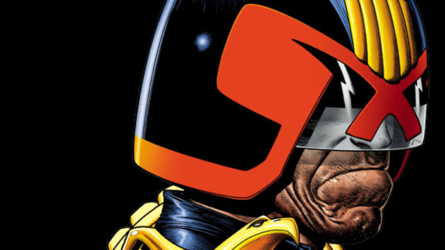 SDCC '19: Turning the satire of Judge Dredd into a very unexpected conversation