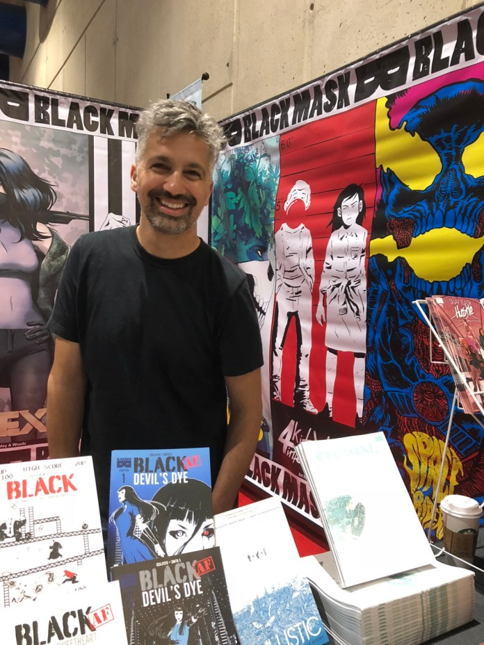 Matt pizzolo sdcc 2019
