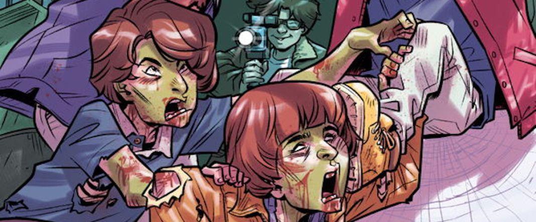 Stranger Things: Zombie Boys OGN