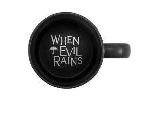 Umbrella Academy Merch - When Evil Rains mug