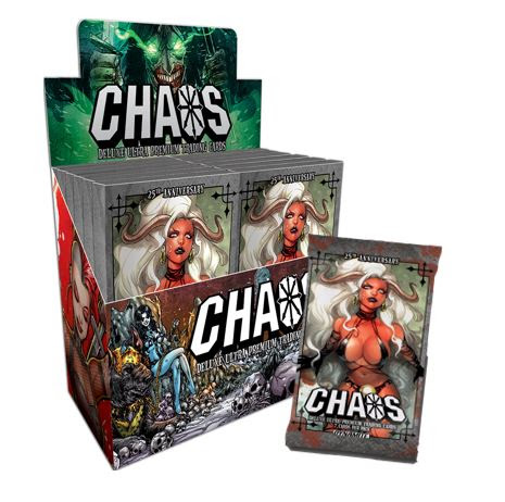 Chaos! cards