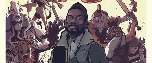REVIEW: MALL #1 throws you headfirst into a frightening post-apocalyptic world