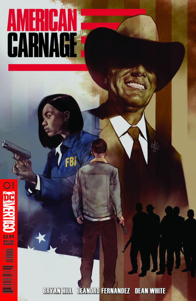 Bryan Hill American Carnage cover