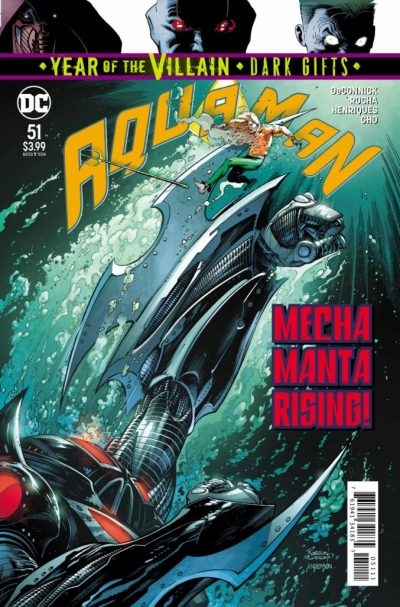 Aquaman 51 cover