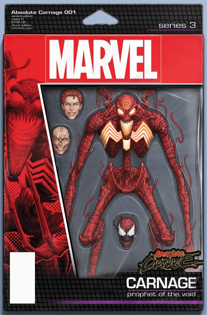 Absolute Carnage #1 variant
