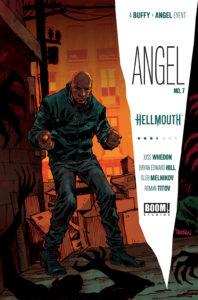 BOOM! Studios November solicits: Angel #7
