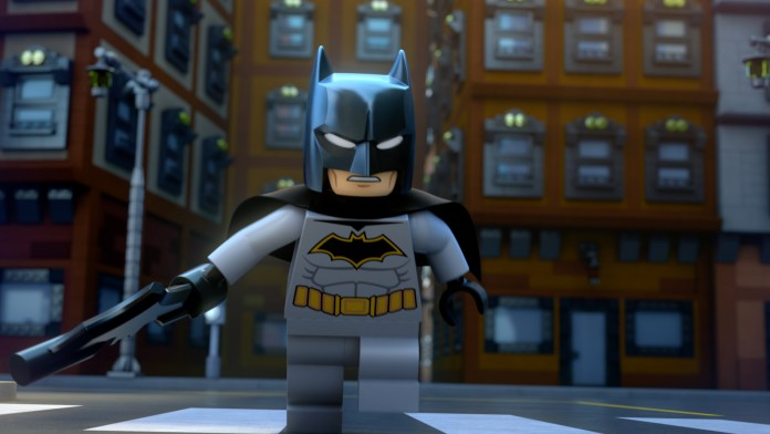 Lego Batman: Family Matters