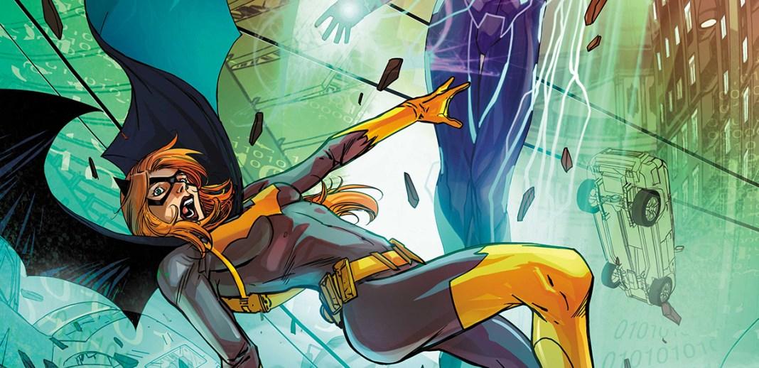 Exclusive Preview: Batgirl #38