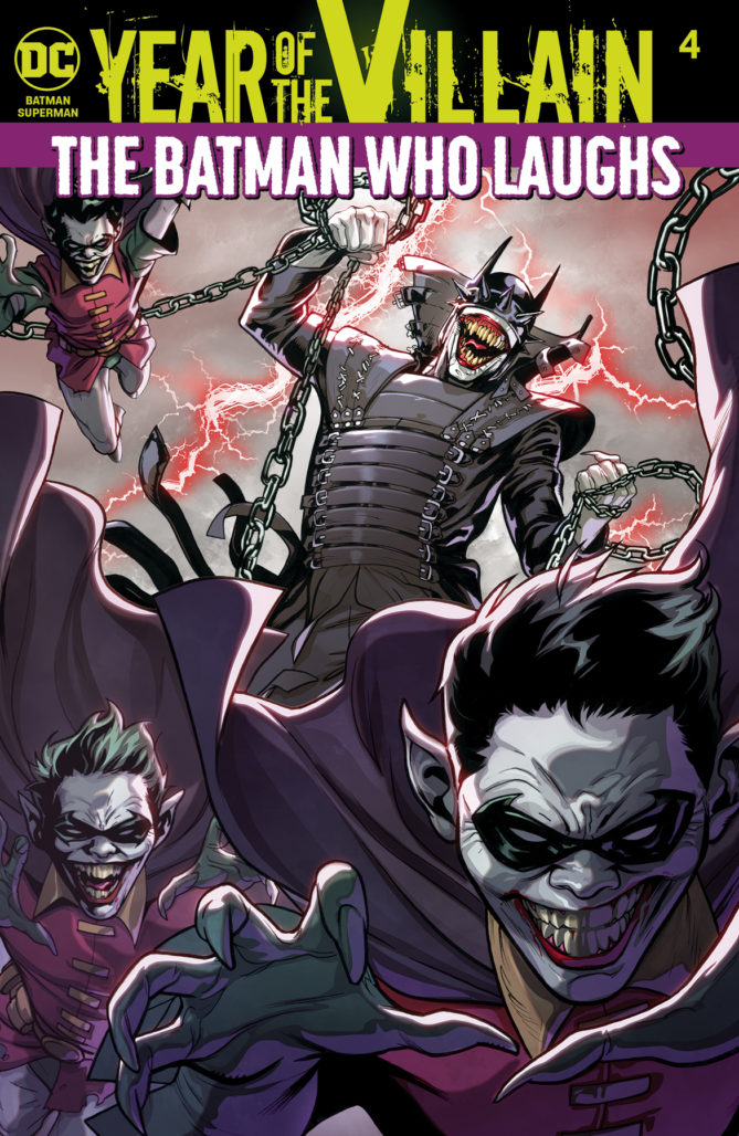 villain covers