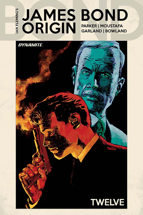 James Bond: Origin #12