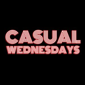 Comic book podcasts - Casual Wednesdays