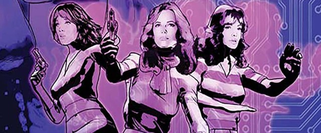 PREVIEW: Who will come out on top in CHARLIE'S ANGELS VS BIONIC WOMAN #2?