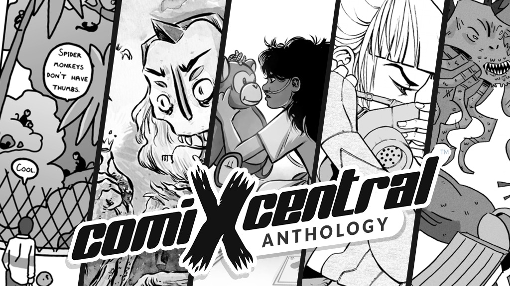 ComixCentral Presents: The Best of Indie Anthology 2019