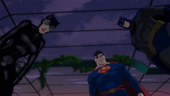 Batman: Hush clips